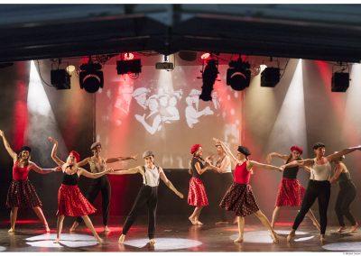 Gala de danse du CENTRE MUSIQUES ET DANSES PIERRE BOULEZ DE RIOR